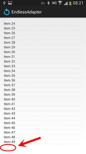kelidestan.com_0001435291521R0zRcShcoP7mLI6V4RF0w8MaO.pngساخت ListView بی نهایت (لیست بی پایان - Endless ListView)، در برنامه نویسی