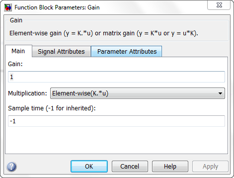 مقداردهی به پارامترهای یک مدل سیمولینک، از طریق اجرای دستورات در پنجره command متلب