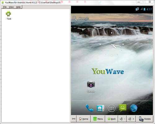 معرفی نرم افزار YouWave Android برای شبیه سازی سریعتر برنامه های اندروید