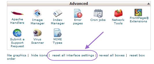 دسترسی به فایل htaccess در کنترل پنل cpanel ، در هاست (host) سایت