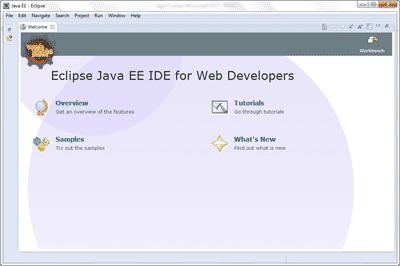 برنامه eclipse برای نوشتن کدهای java