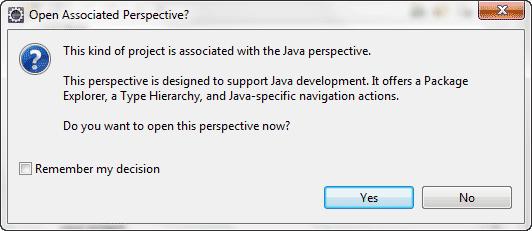 ساخت یک پروژه java (برنامه java) در برنامه eclipse