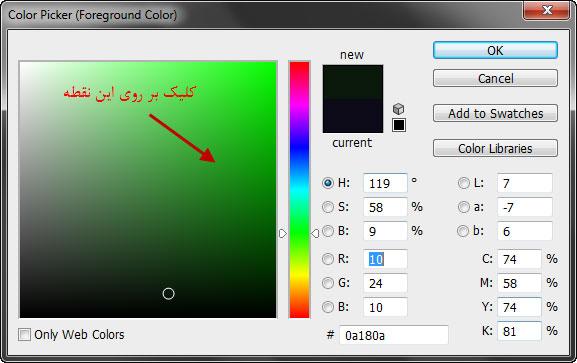 معرفی ابزار Brush (قلم مو) در نرم افزار Adobe PhotoShop